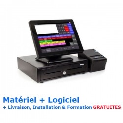Pack Caisse Tactile